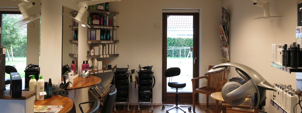 Smart Salon i moderne facaliteter